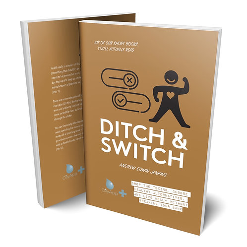 Ditch & Switch (libro Inglés en rústica)