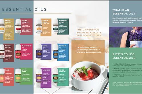 Premium Starter Kit Brochure (US Market) in English