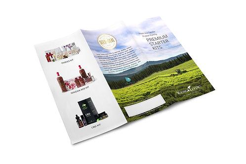 Premium Starter Kit Brochure/USA