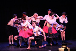 German Dancer in The Producers