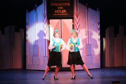 Usherette in The Producers