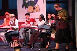 Kelsey in Highschool Musical