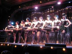 Helga in Cabaret