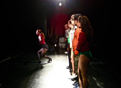 Bebe in A Chorus Line