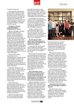 Akıllı Binam Dergisi Röportajı