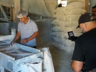 Produtor rural de Imaruí ganha destaque no Domingão do Faustão, da Rede Globo