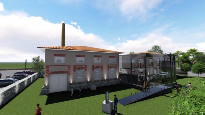 Legenda: Assinatura marca a criação oficial do Museu Histórico Municipal de Imbituba, o Museu Usina.