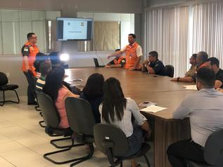 Para prevenir catástrofes: Plano Municipal de Contingência é apresentado