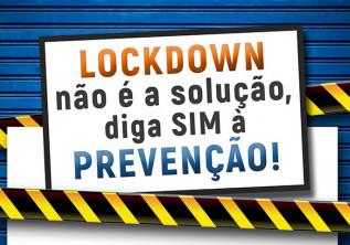 ACIM entra na Justiça contra o lockdown de 14 dias