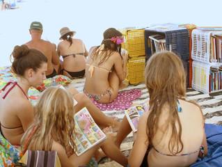 Tenda Literária estará na Barra de Ibiraquera neste fim de semana
