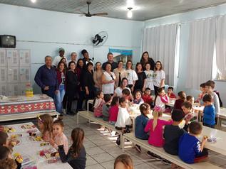 ACIM Cont participa do projeto Infância Saudável