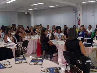 Mulheres empresárias participam de evento de geração de negócios em Imbituba