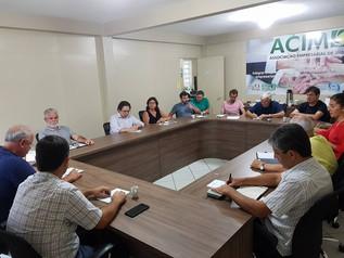 ACIM inicia 2018 trabalhando DEL