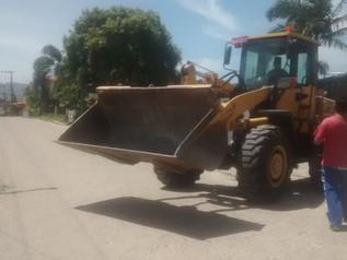 Infraestrutura é objeto de parceria entre ACIM Praia do Rosa, Jogue Limpo e Prefeitura