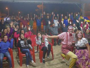 Festival de Inverno atrai famílias na Barra de Ibiraquera