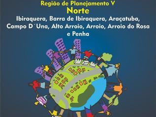 Plano diretor: quinta reunião com os moradores acontece no dia 30 de abril