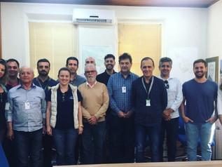ACIM Comex visita nova presidência do Porto de Imbituba