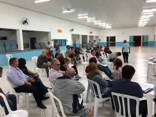 Orçamento Participativo: Encontro reúne moradores de Imbituba