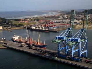 Porto de Imbituba terá linha de navios de contêiner da Ásia