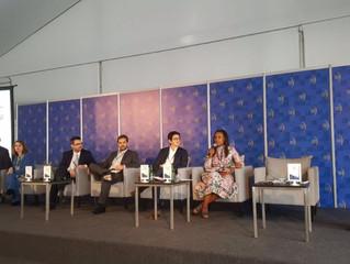 Presidente do CEJESC representa o Brasil em evento do G20 YEA na Polônia