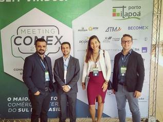 ACIM Comex participa de evento internacional