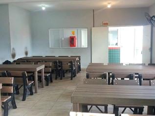 SCPar Porto de Imbituba renova móveis das casas de convivência