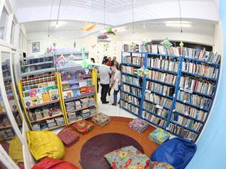 Projeto visa transformar a Biblioteca Pública de Imbituba