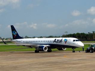 Associações Empresariais do Sul emitem manifesto para permanência de voos da Azul