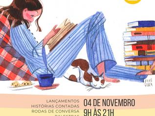 2º Feira do Livro de Imbituba é dia 4 de novembro