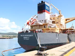 RECORDE: Porto de Imbituba realiza maior embarque de granel sólido da Região Sul do Brasil
