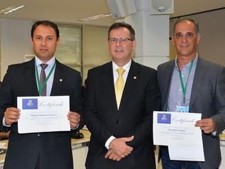 Empresário do ACIM Cont é eleito Delegado do Conselho Regional de Contabilidade