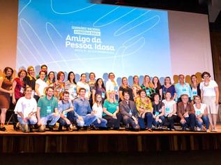Assistência Social de Imbituba recebe certificado em Brasília