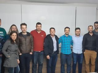 ACIM Jovem participa de mentoria com o empresário Rafael Pereira