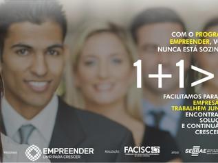 Facisc lança nova campanha para oPrograma Empreender