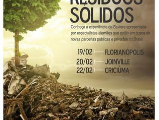FACISC promove Seminário Internacional de Gestão de Resíduos Sólidos