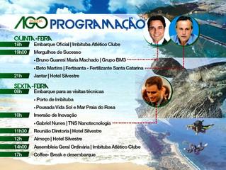 Imbituba receberá mais de 150 jovens empresários de Santa Catarina para evento