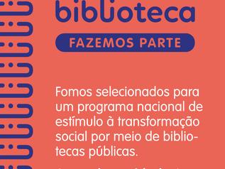 Biblioteca de Imbituba está entre os 108 selecionados para nova fase do programa Conecta Biblioteca