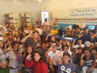 """Plataforma """"Clube Aluno"""" será implantada em três escolas"""