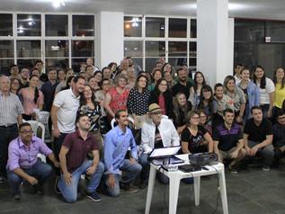 Palestra motiva equipes das empresas de Imbituba