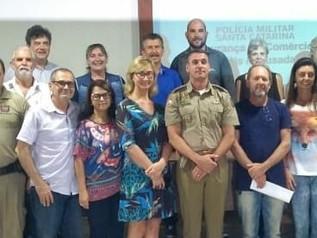 Empresários e Polícia Militar desenvolvem projetos de segurança preventiva