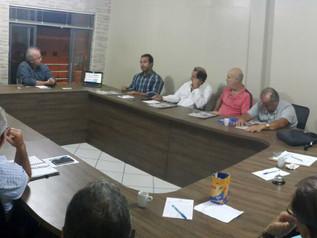 ACIM recebe representantes do movimento Fora Cattaline