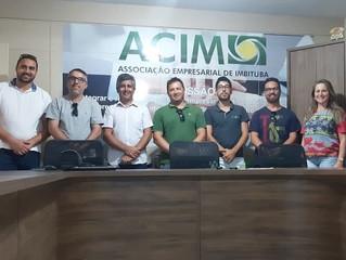 ACIM está com novos núcleos empresariais
