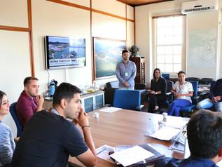 Porto de Imbituba reúne colaboradores em workshop de gestão participativa