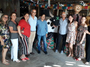 Núcleo de Estudos Açorianos visita Imbituba