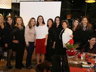 Jantar de Negócios destaca empreendedorismo feminino