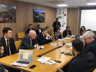 Porto de Imbituba participa da 13ª reunião da Conaportos, emBrasília