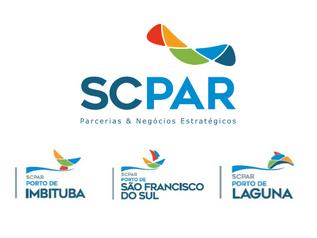 Logomarca: SCPAR Porto de Imbituba está de cara nova
