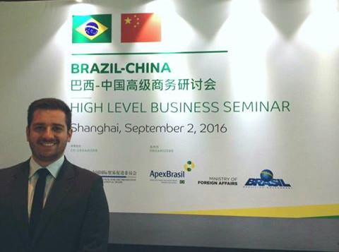 Jovens empresários catarinenses representam o Brasil em evento mundial