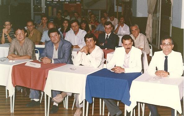 Reunião de fundação da ACIM