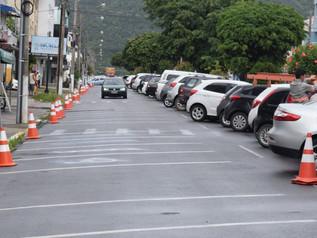 Mudanças no estacionamento visam aumentar vagas no centro